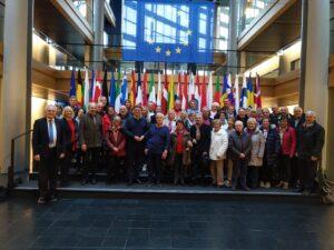 Besuchergruppe CDU-Remseck