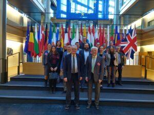 Besuchergruppe Regierungspräsidium-Stuttgart