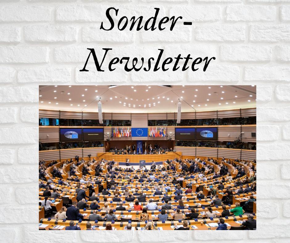 Sonder-Newsletter